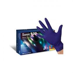 Γάντια νιτριλίου χωρίς πούδρα Sonic