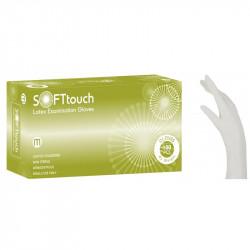 Γάντια Latex Με Πούδρα