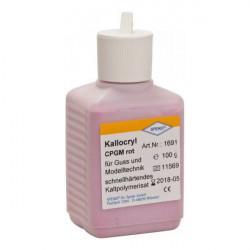 Kallocryl σκόνη ροζ