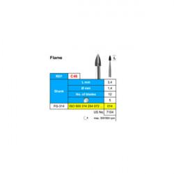 Φρέζα λείανσης C46/FG