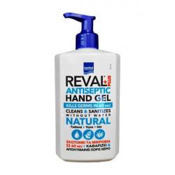 Αντισηπτικό χεριών Reval plus gel