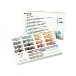 Sof-lex abrasive promo kit