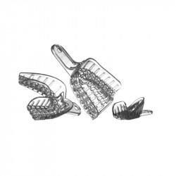 Δισκάρια πλαστικα διάτρητα Assortment