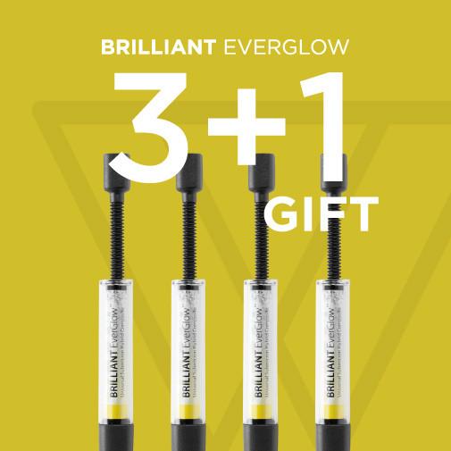 Coltene Brilliant Everglow 3+1